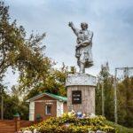 Памятник Минину в Балахне