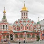 Дмитрий Пожарский и Собор Казанской божией матери